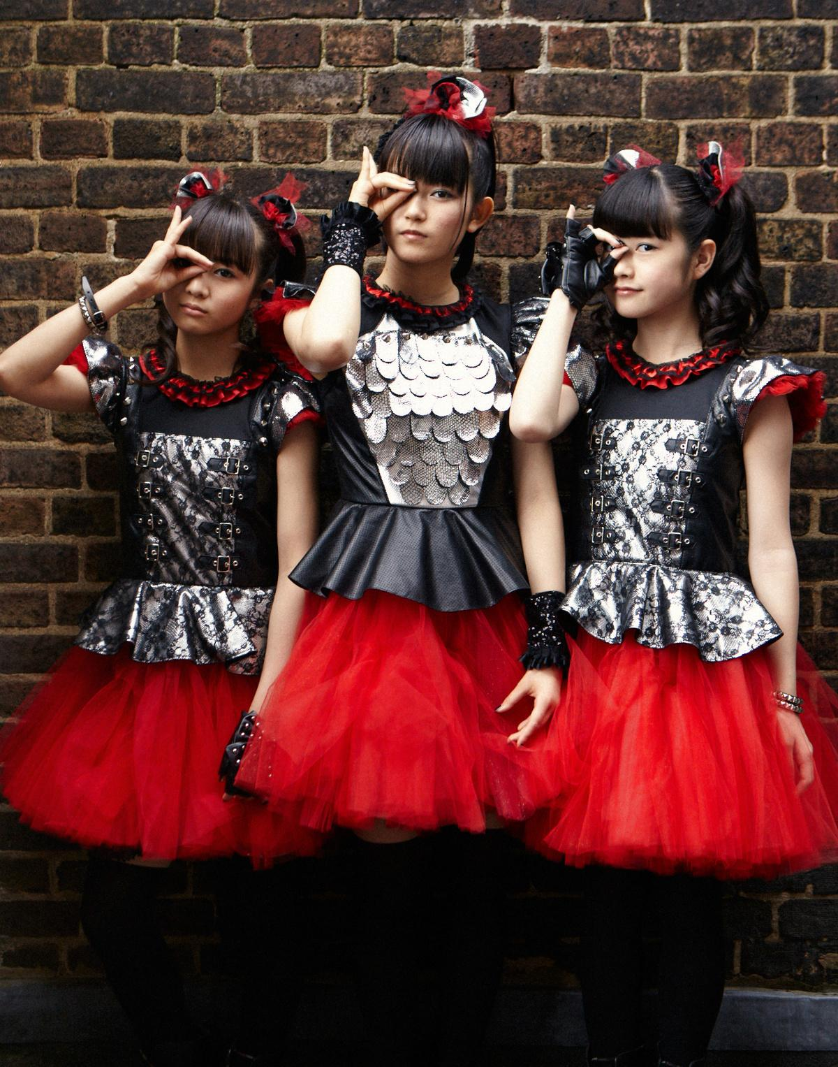 babymetal are bringing kawaii-metal to the world | read | i-D