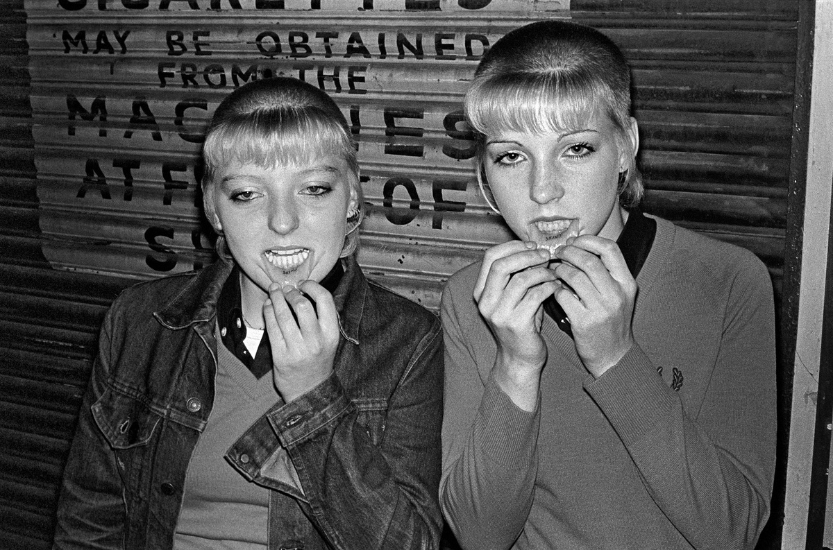 skinheads 1979 - 84 - i-D