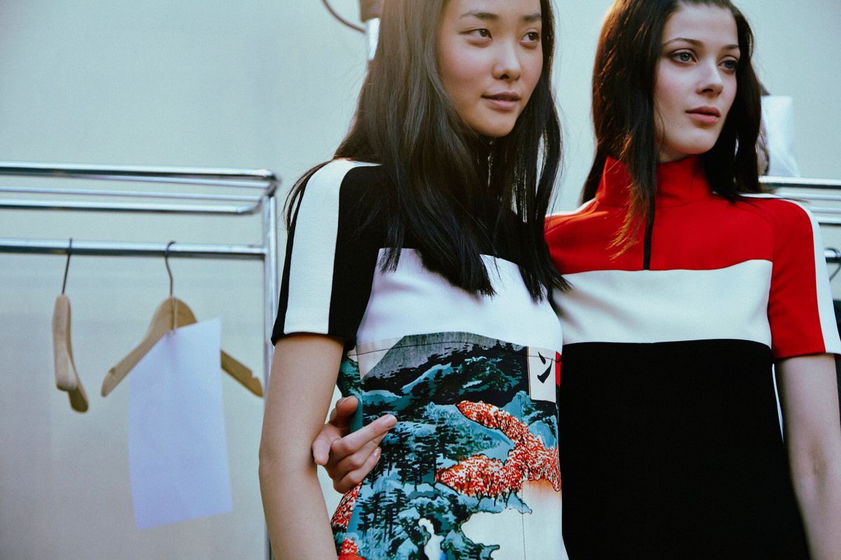huge inventory classic fit new york Journey through Japan with Carven spring/summer - i-D