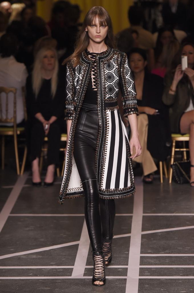 pfw: givenchy spring/summer 15 | read