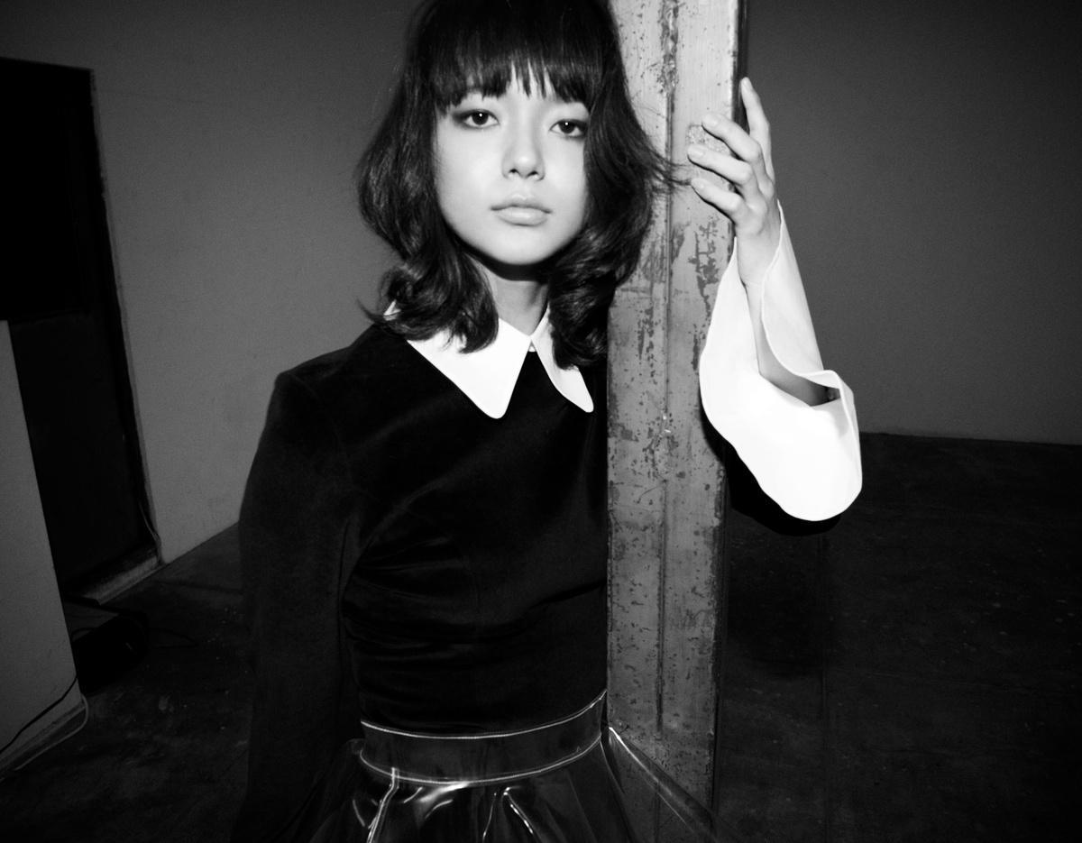 tokyo now: mikako tabe | read | i-D Tabe Mikako