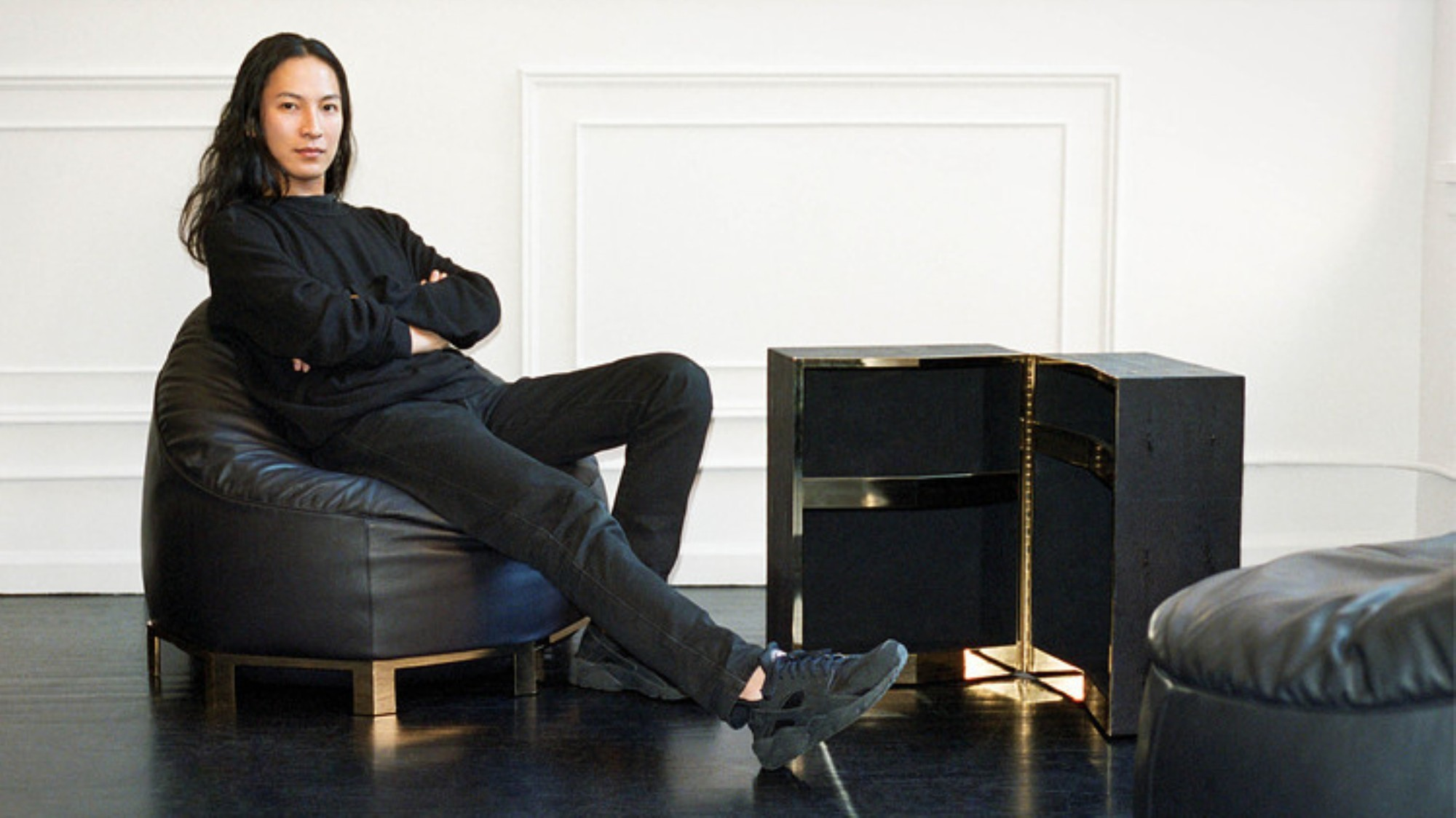 alexander wang moves from the bedroom to the living room ...