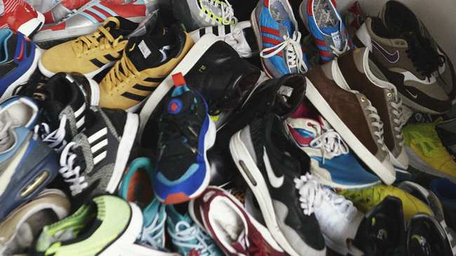 6975cea5abea meet the sneakerheads - i-D