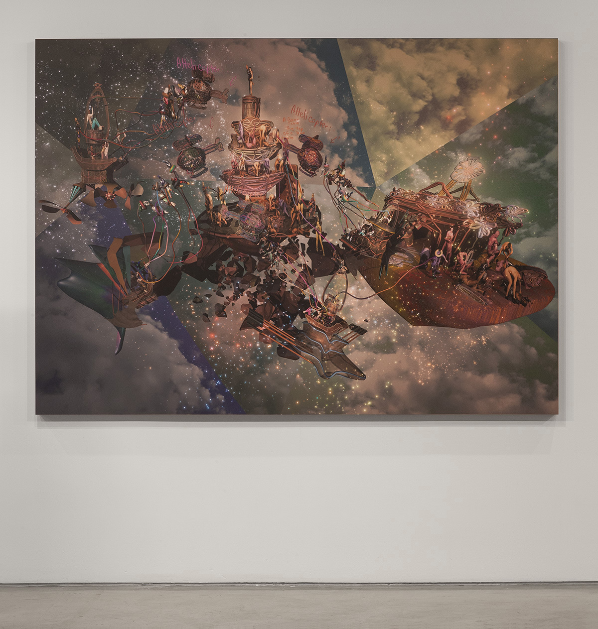 How Jacolby Satterwhite Conquered The Art World I D