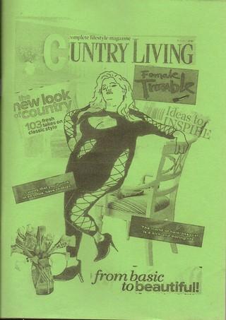 Punk zines: Cuntry Living