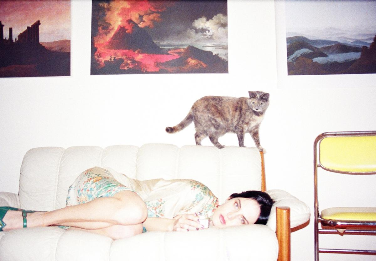 My tribe: tracy antonopoulos' friends watch movies and hang out in ...