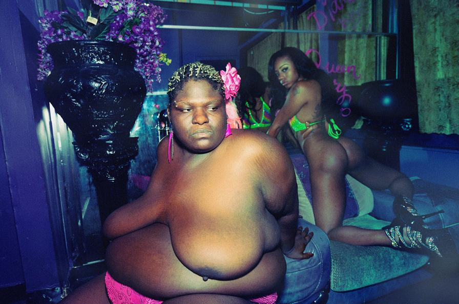 Bbw stripper in hustle and flow