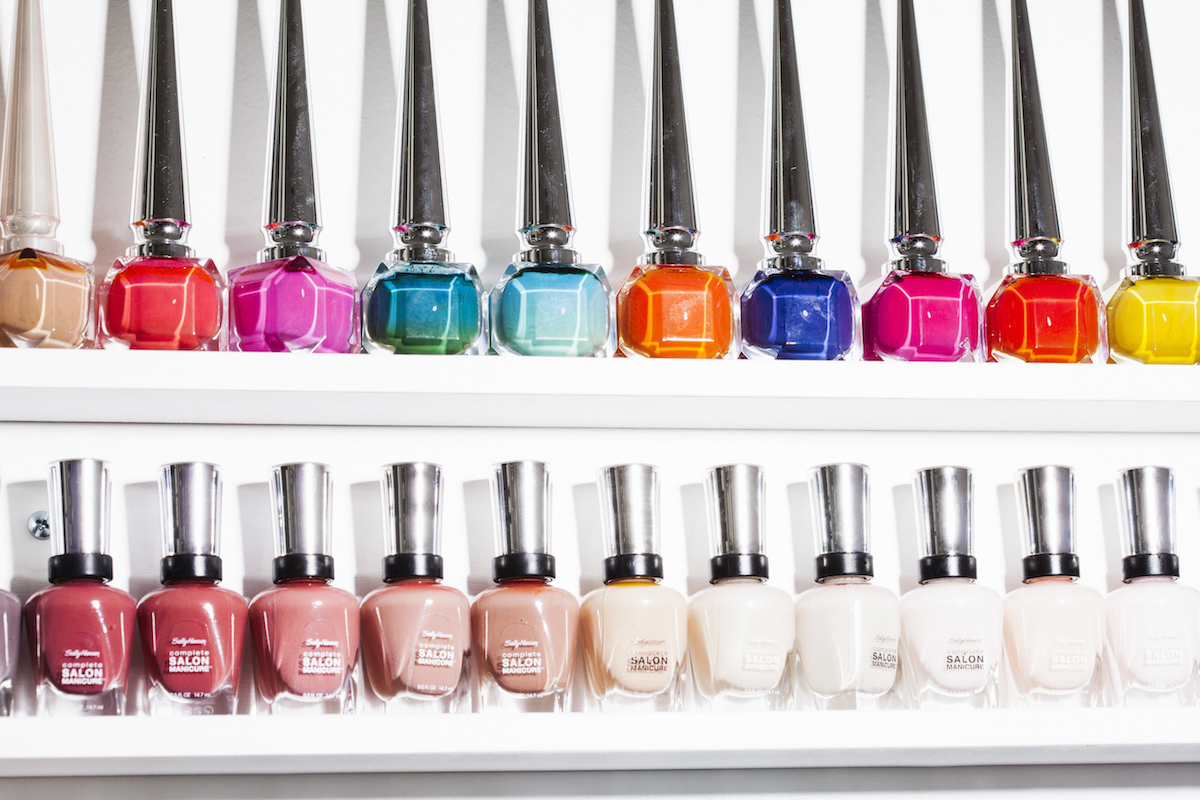 My Kit Nail Artist Madeline Poole On Russian Nail Salons And Hand