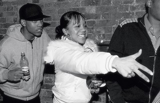 The History of Grime: NoLay in a white jacket