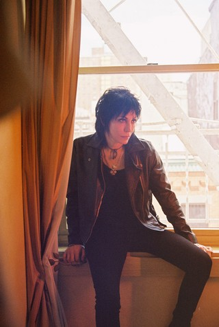 Joan Jett for Levi's denim, photographed by Petra Collins