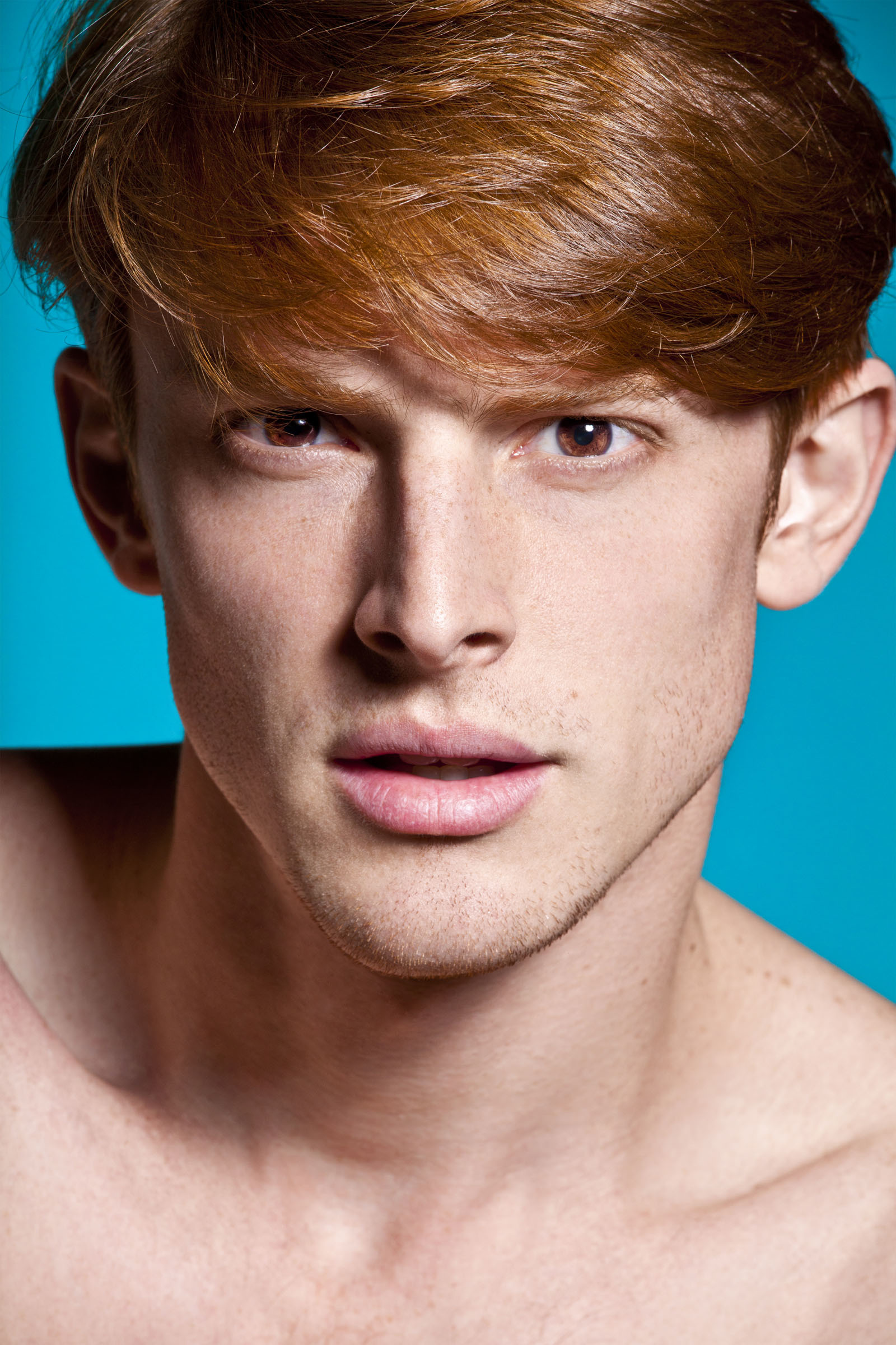 Hot redhead guy — img 3