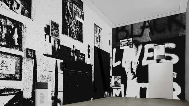 The Art Of The Blacklivesmatter Movement I D