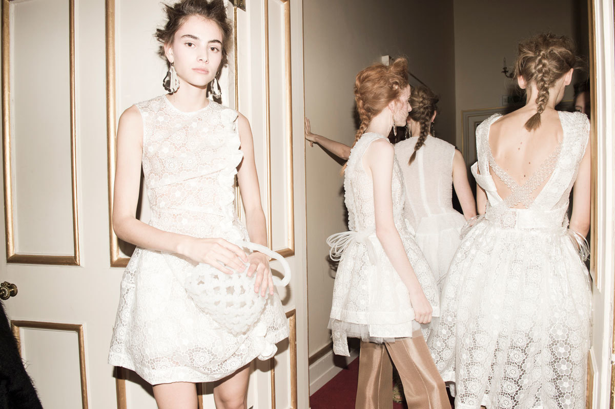 Read More I D Fashion Month Coverage Here
