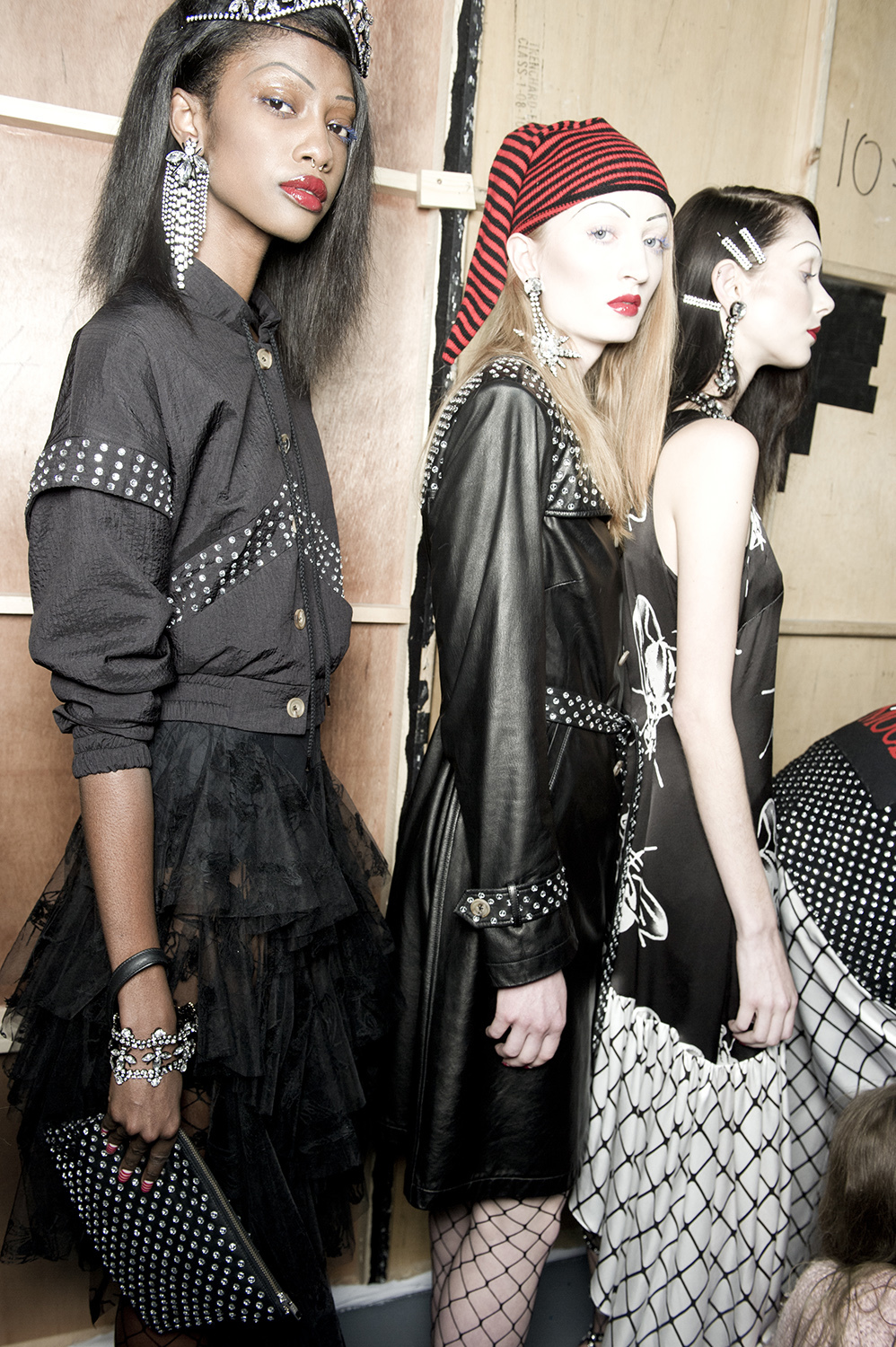neon goths, bad girls, and bad moods at ashley williams ...