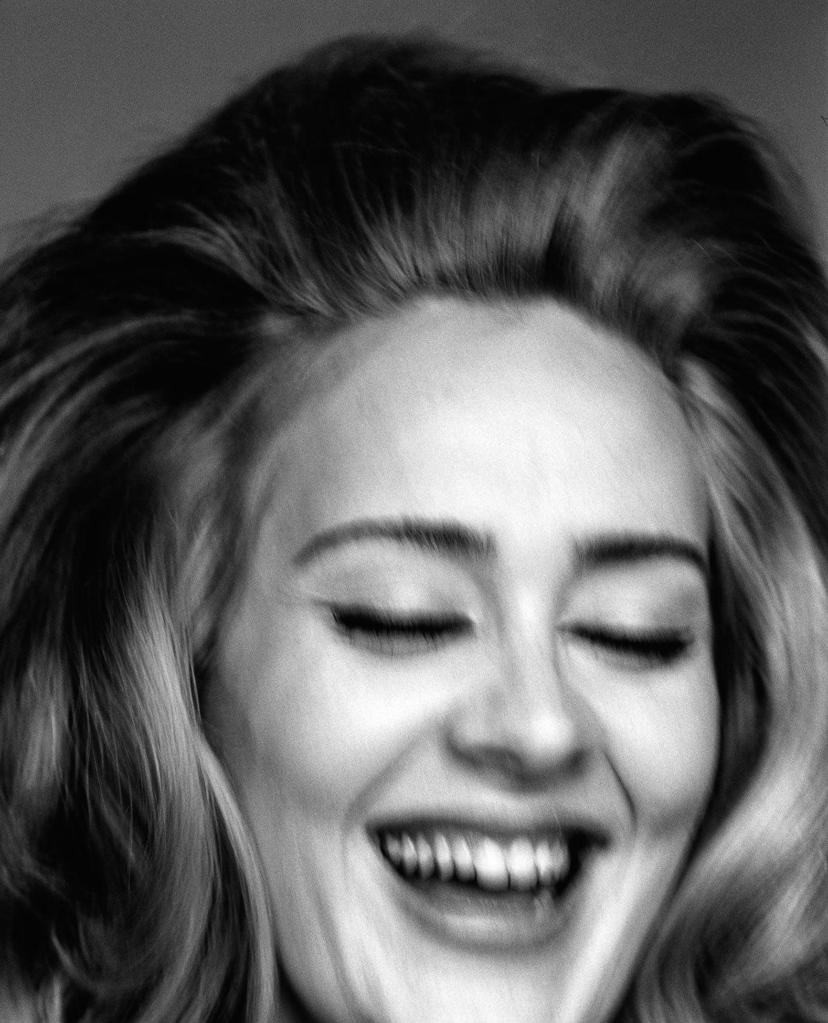adele interview world exclusive first interview in three years talk turns to the recent documentary amy i did see it yeah she says i wasn t going to i loved her and i went through my own massive grieving