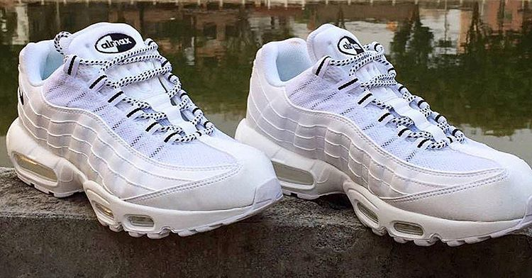 nike and stussy team up to recreate the air max 95 i D