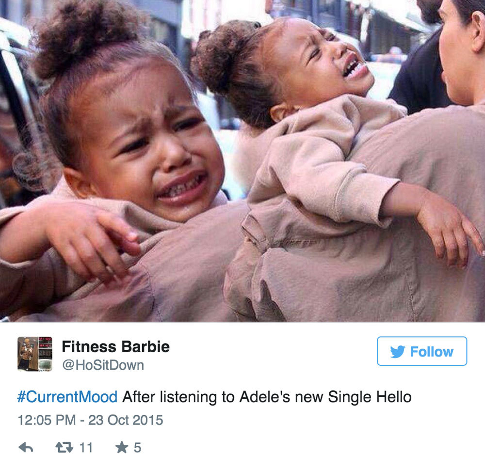 Die Besten Reaktionen Auf Adeles Hello I D