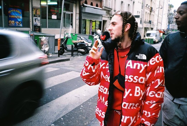 0455b77f8 check out the latest collection from supreme x the north face - i-D