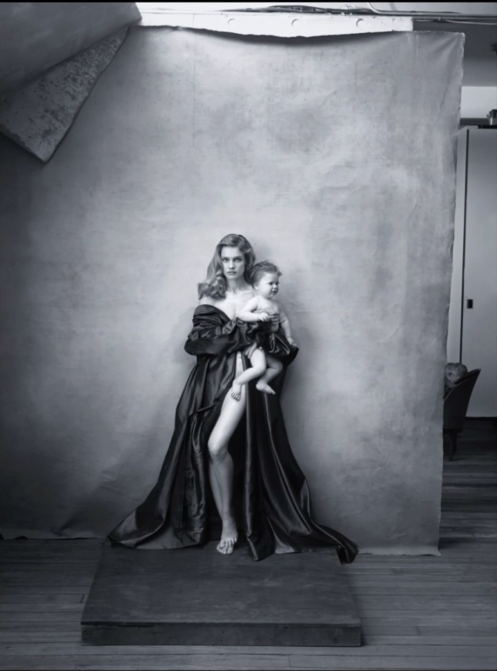​the powerful women of the pirelli calendar in their own words