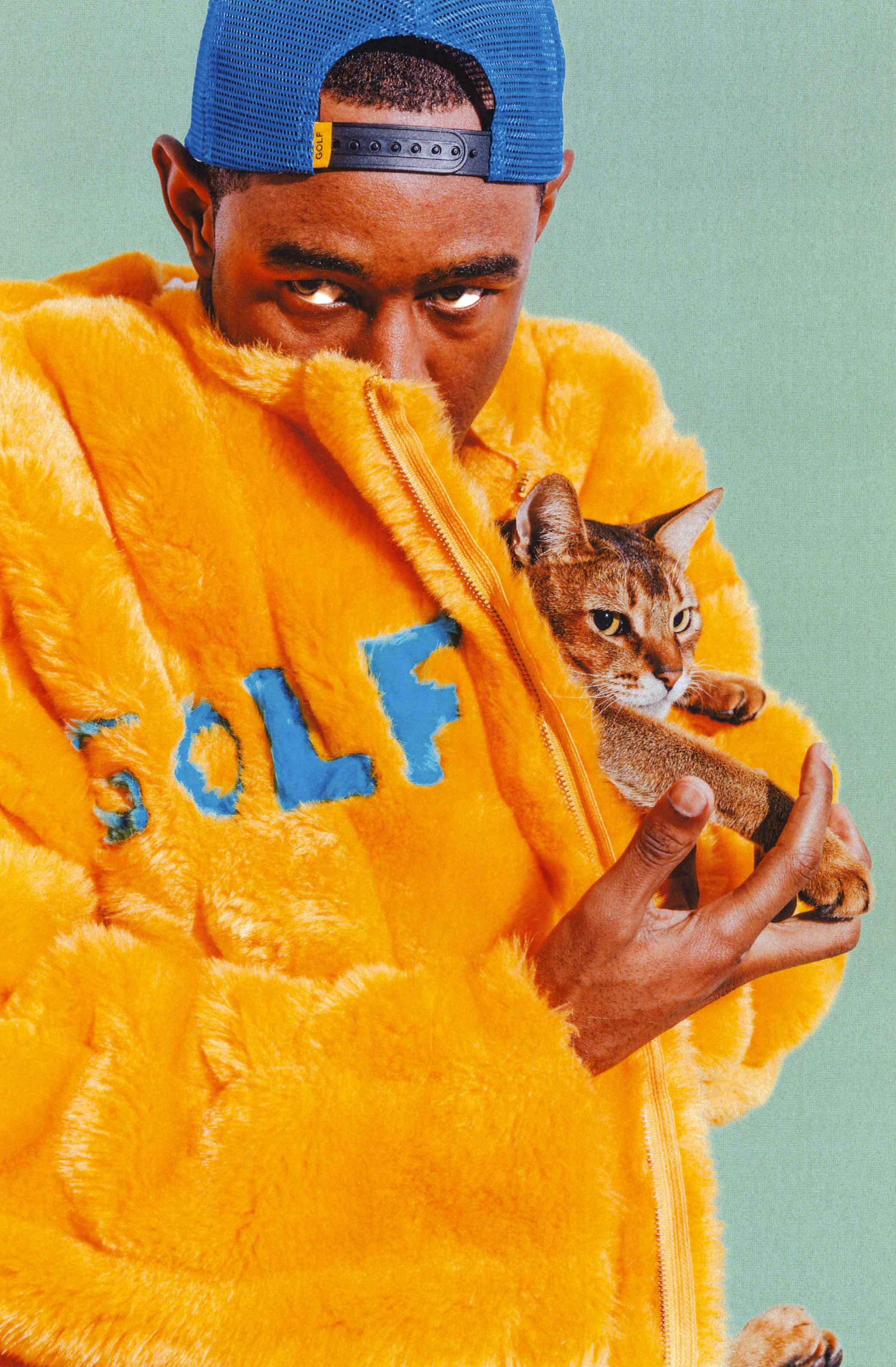 226578380406 The Golf Wang label isn t Tyler s first foray into fashion  earlier this  year he dropped t-shirts that hijacked the White Pride World Wide logo with  the ...