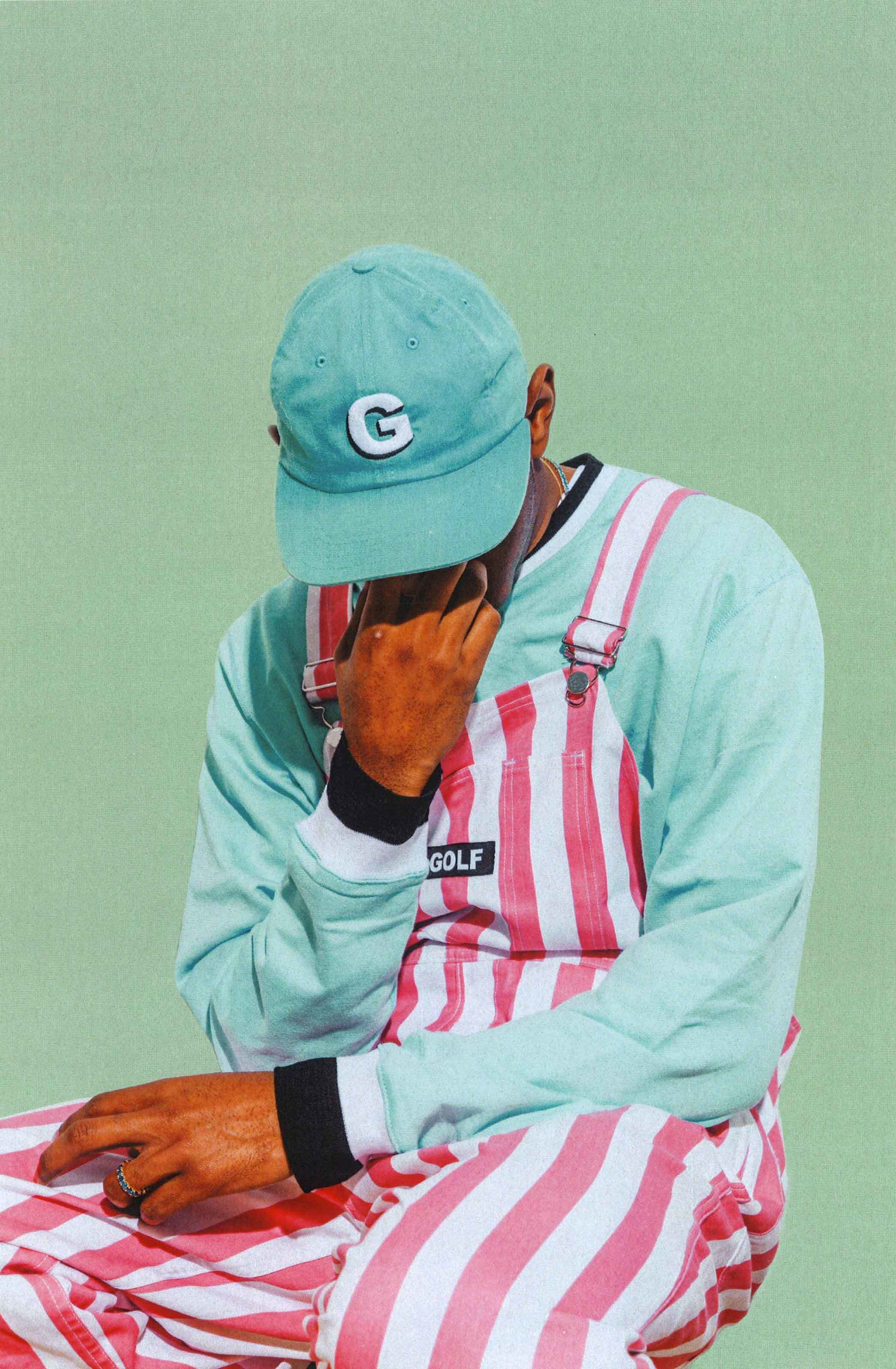 75da744e449d The Golf Wang label isn t Tyler s first foray into fashion  earlier this  year he dropped t-shirts that hijacked the White Pride World Wide logo with  the ...