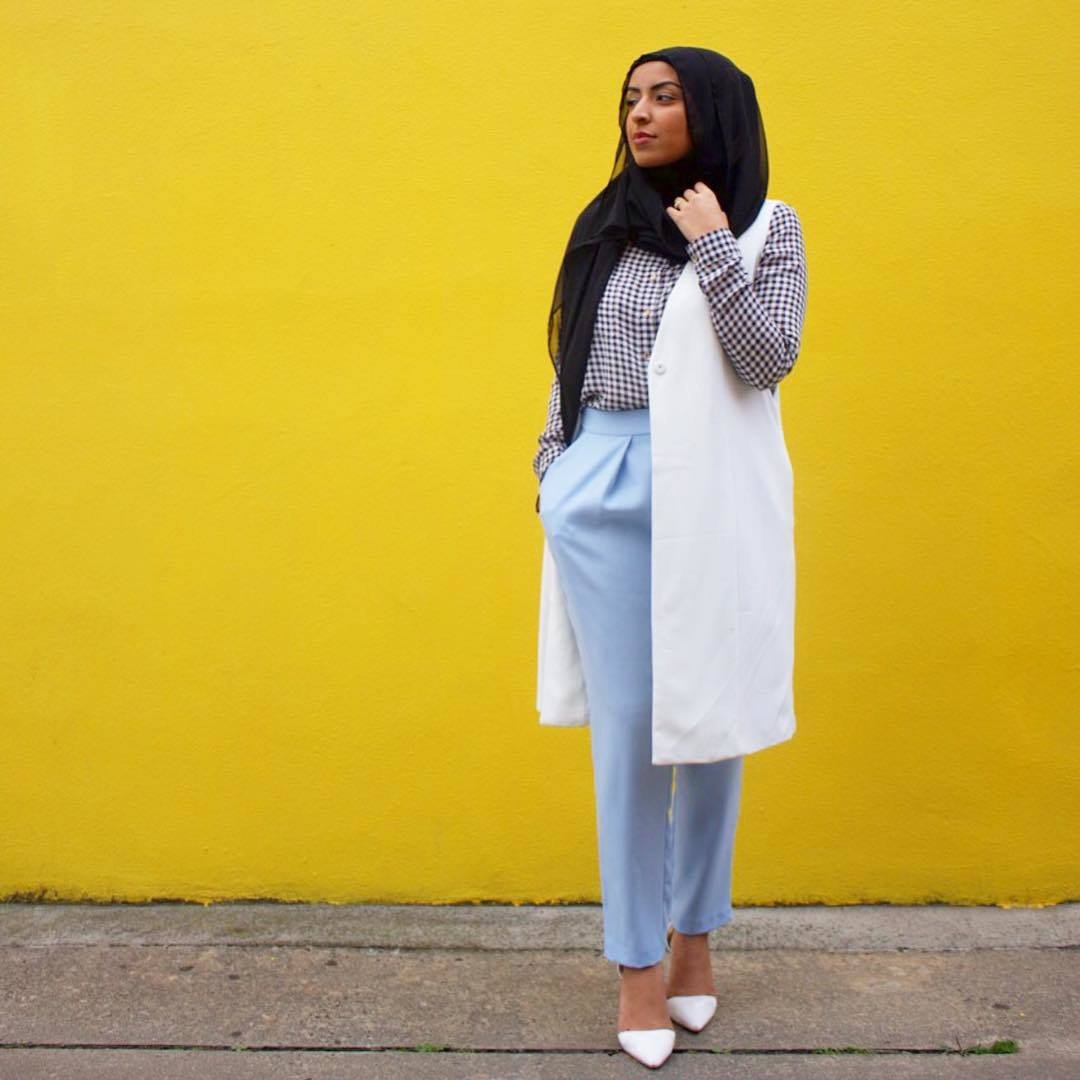 Meet The Woman Hijab Ifying Fashion Read I D