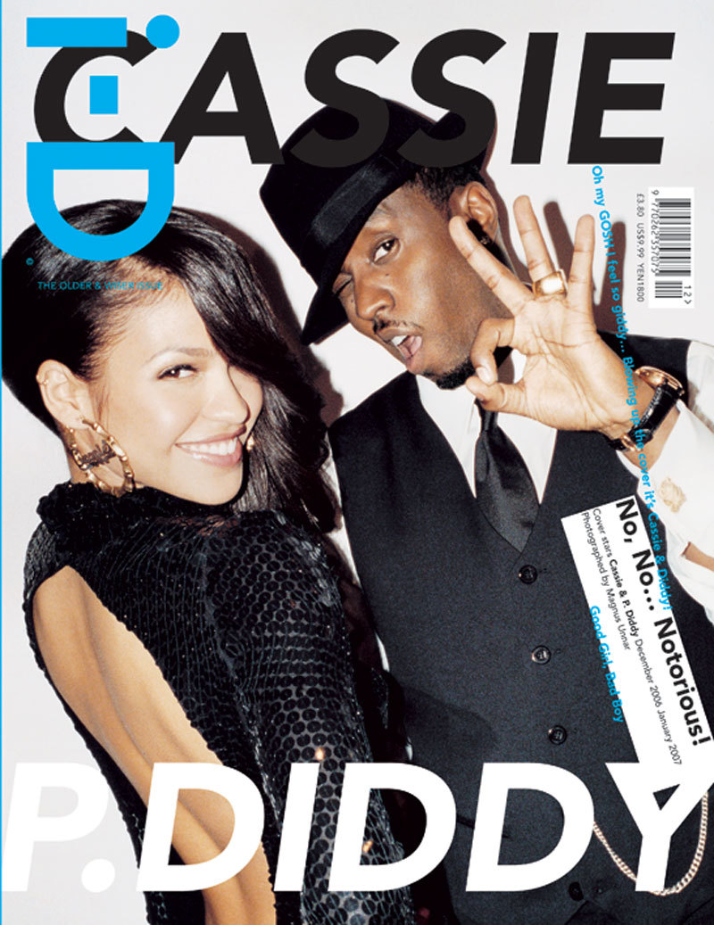 TBT: it's 2006  diddy and cassie aren't a couple    yet  but they