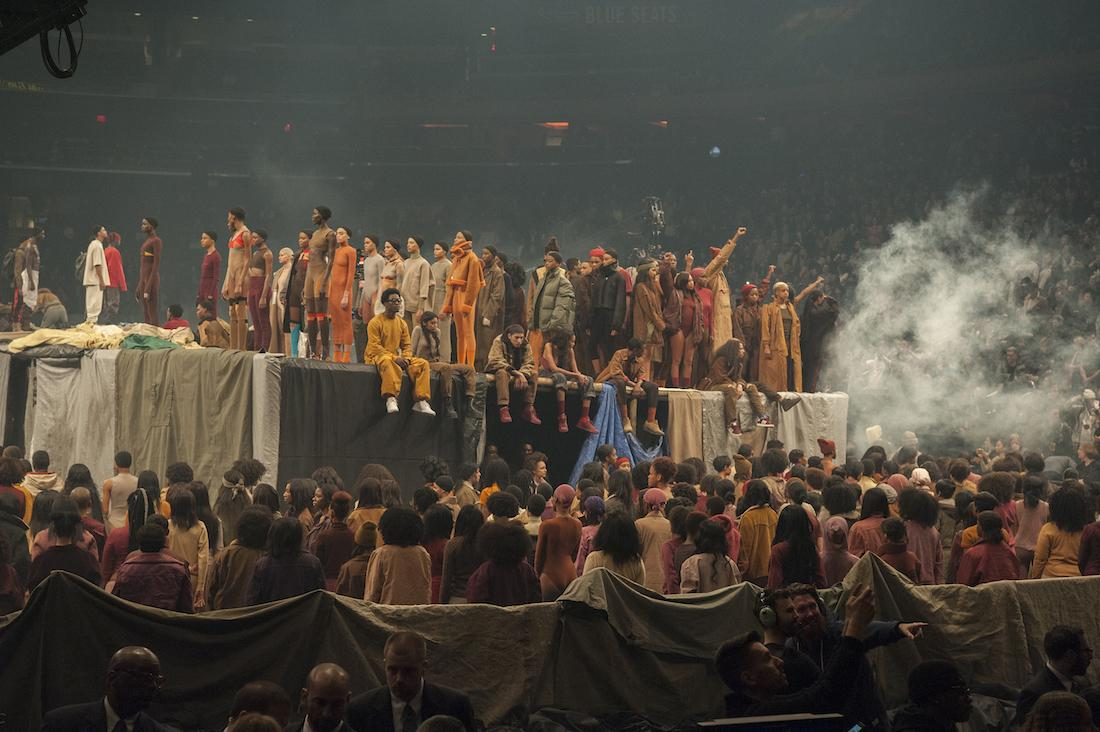 Kanye West Spreads His Gospel At Madison Square Garden Read I D