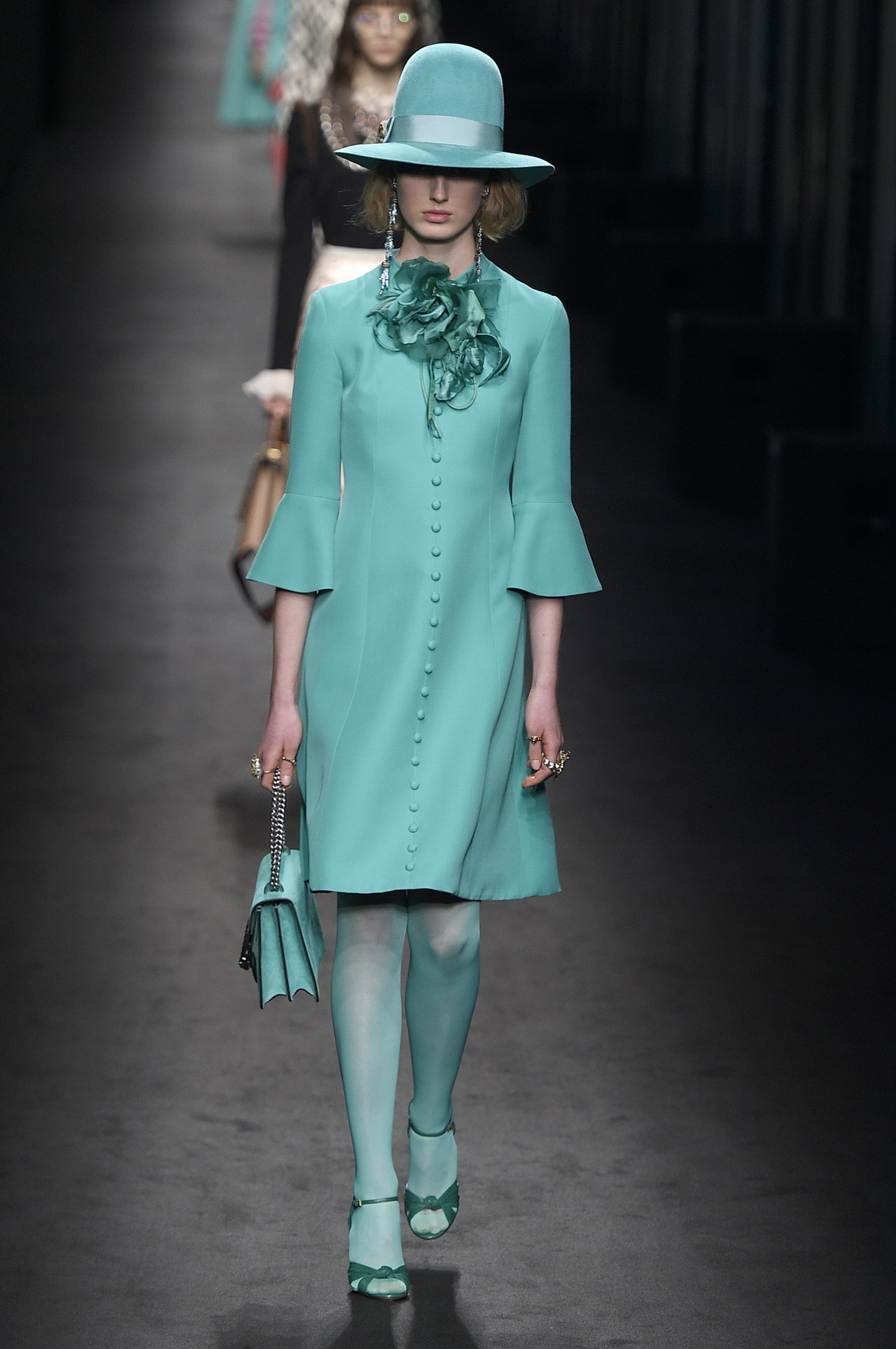 easy tiger: gucci and cavalli open milan fashion week - i-D