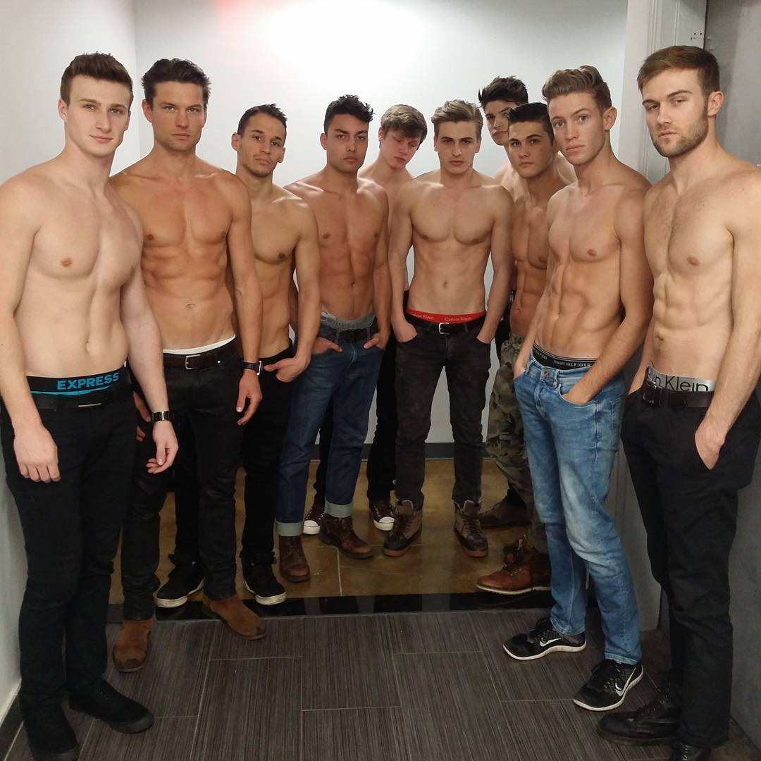 Por Qué No Hay Modelos Masculinos Plus Size I D