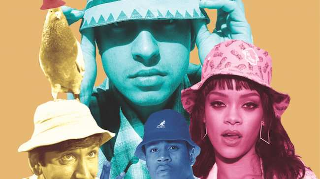 7c95b87ce5bf7 how did bucket hats ever become a thing  - i-D