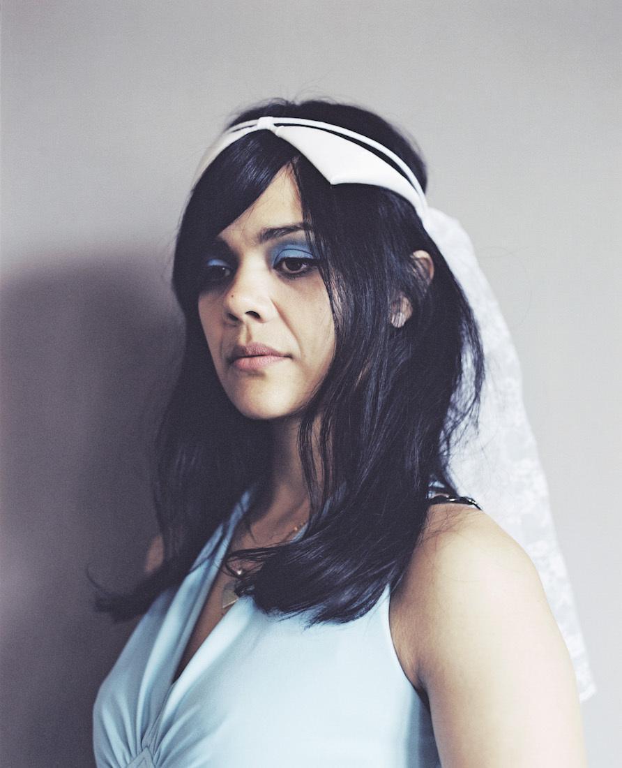 release album lashes bride