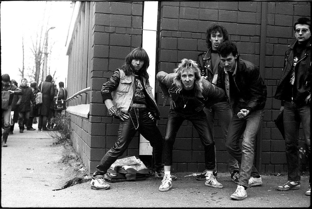 wild photos of russia u0026 39 s 80s punk scene in the twilight of the ussr