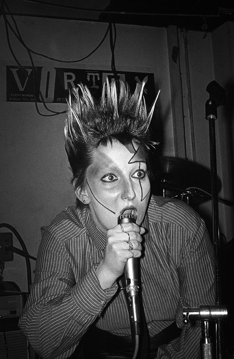 derek ridgers: punk then and punk now - i-D
