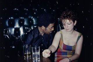 Nan Goldin photography series The Ballad of Sexual Dependency