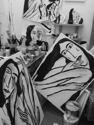 Uno Sguardo Alla Vita Interiore Con L Artista Alina Vergnano I D