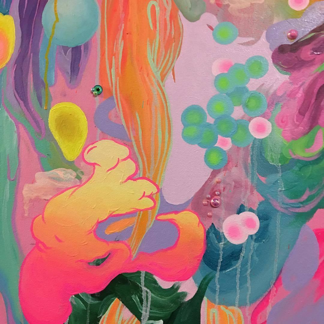 la artista louise zhang derrite todo lo que toca - i-D