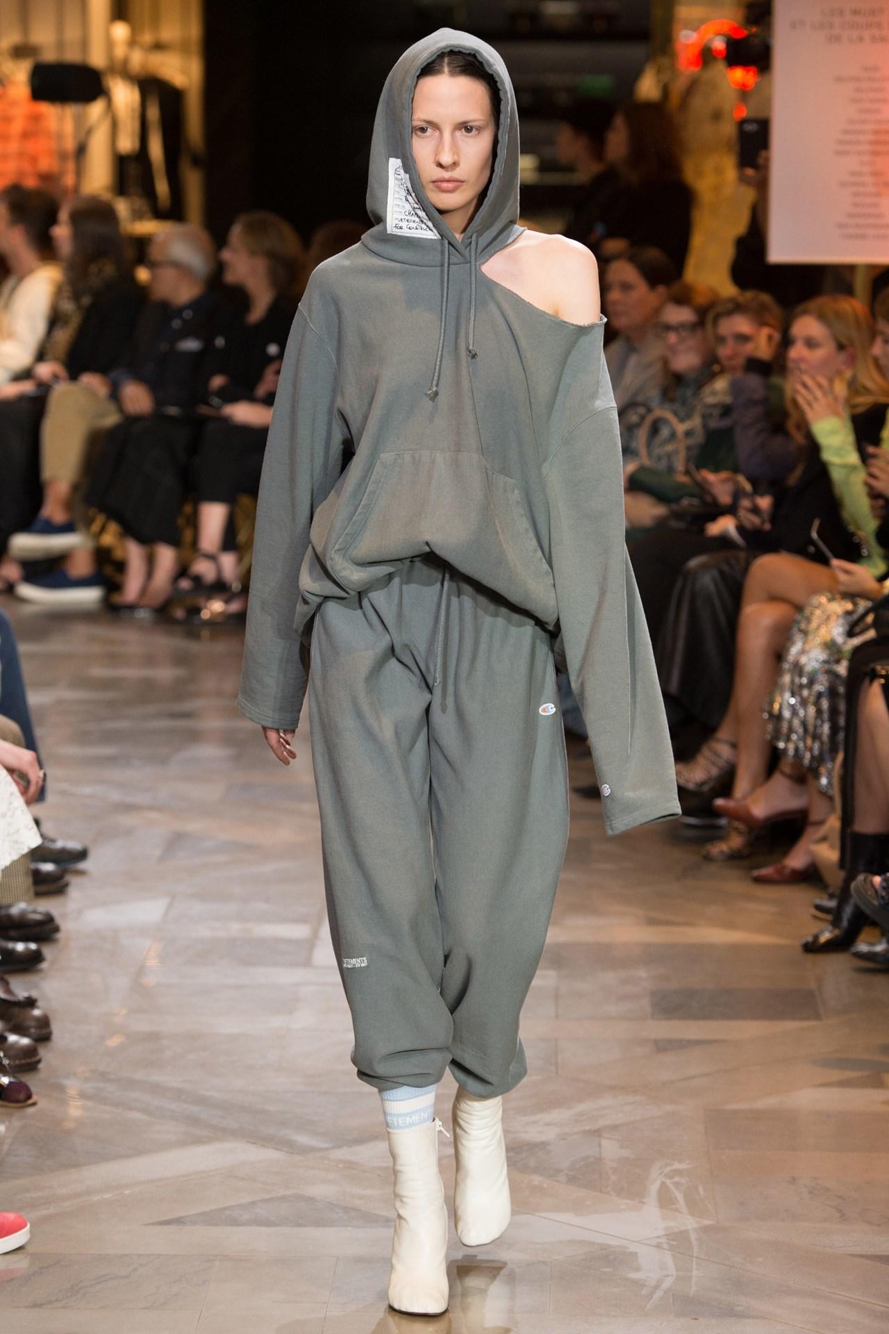 shop 'til you drop: vetements brings consumerism to couture - i-D