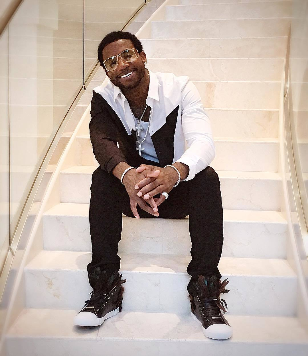 Gucci mane on fashion his favourite designers and online shopping | read | i-D