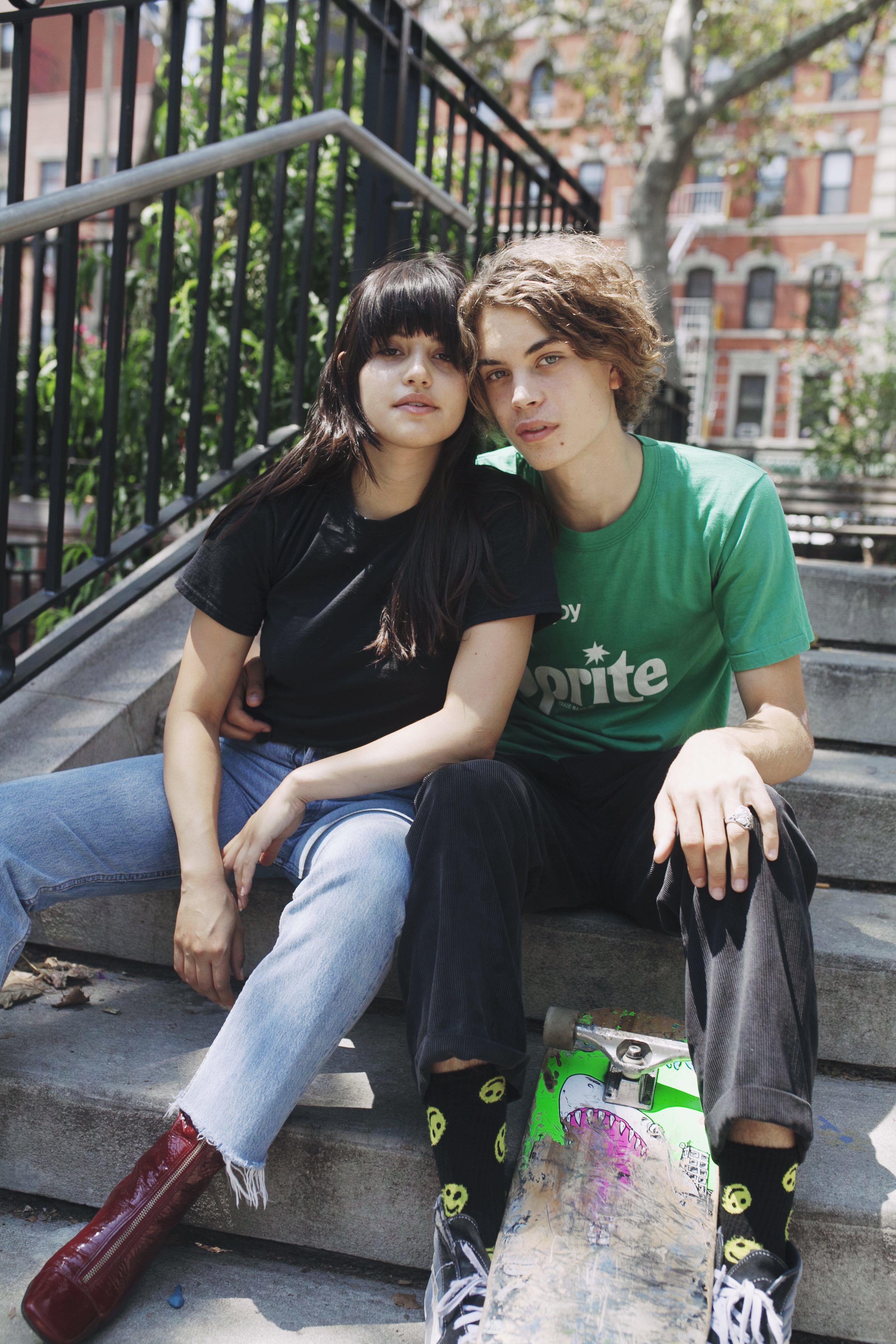 Is Maya en Lucas dating in het echte leven