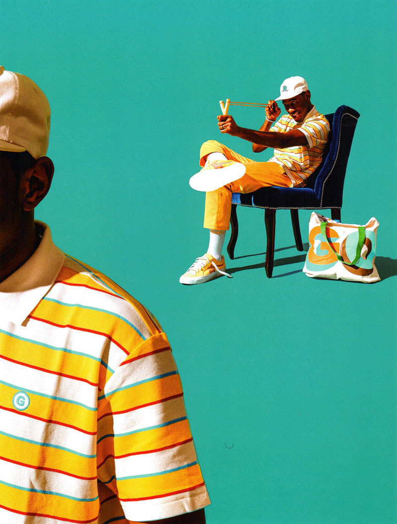 Tyler The Creator Is Rewriting Fashion S Rulebook In Neon I D