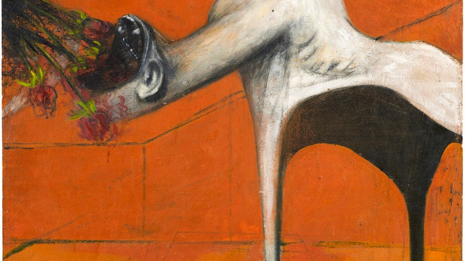Francis Bacon A Crucifixion Is A Self Portrait I D