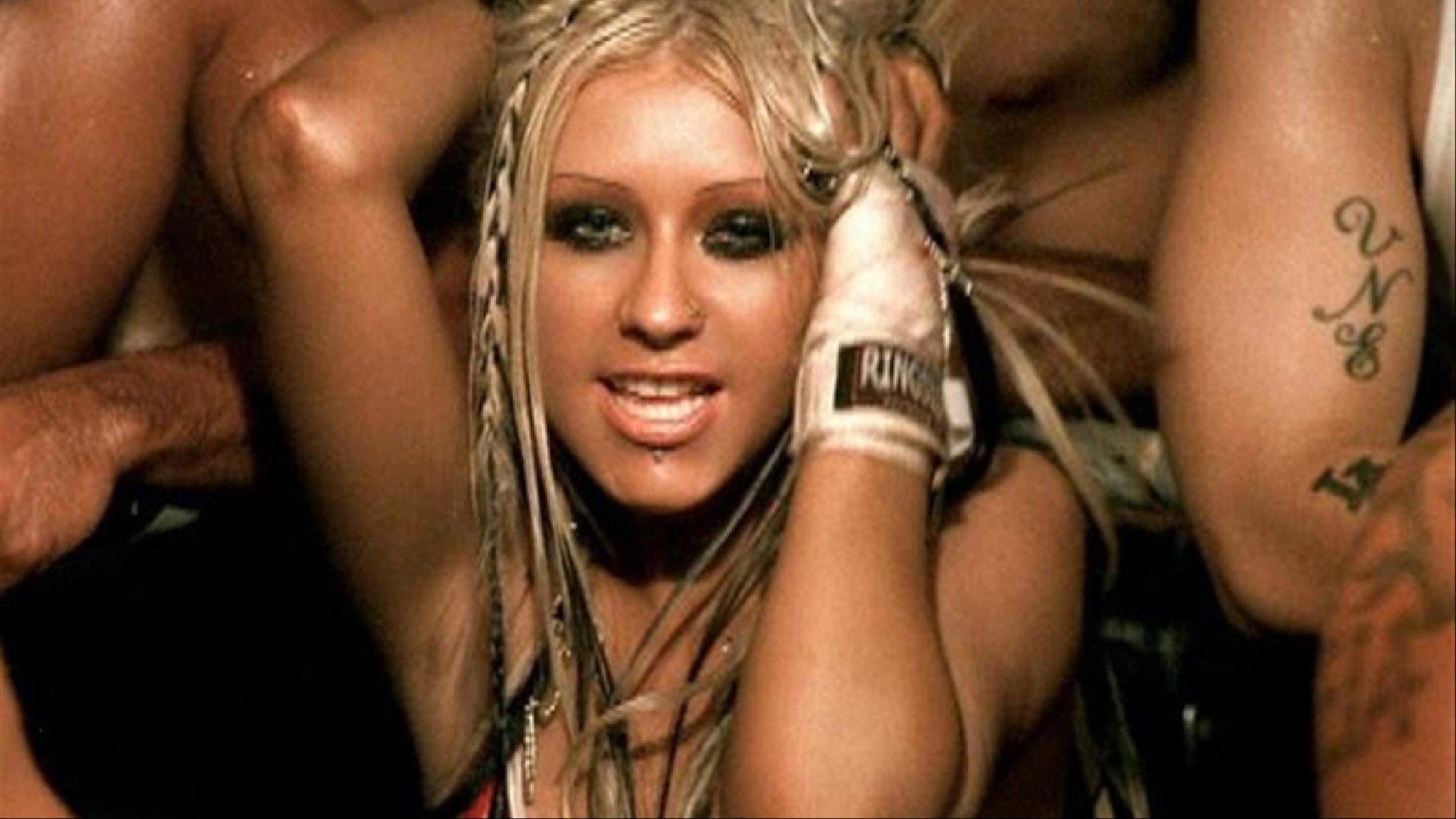 """how xtina's """"dirrty"""" changed sex in pop - i-D"""