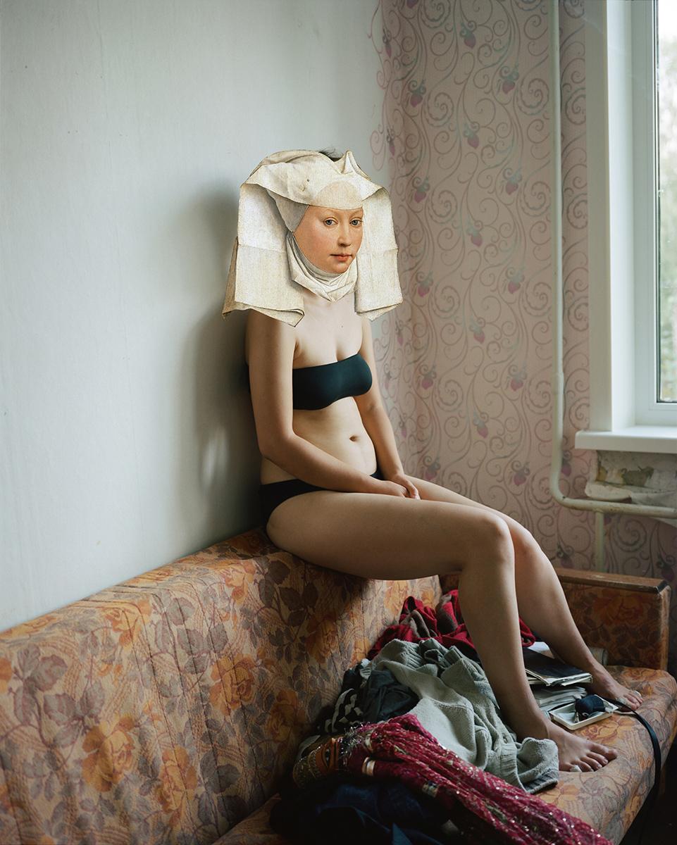 Nude Art Faces 68