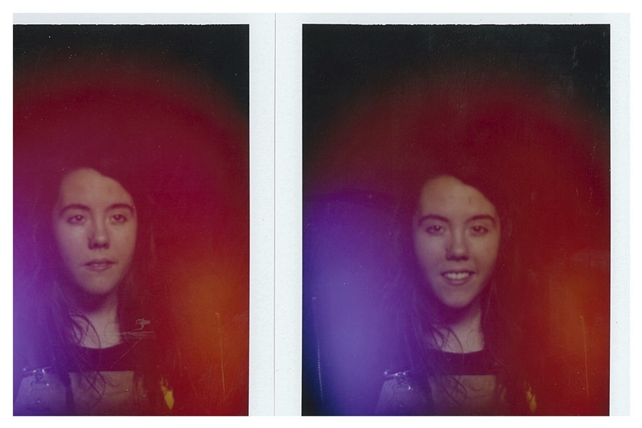 radiant human makes technicolor aura portraits of everyone from
