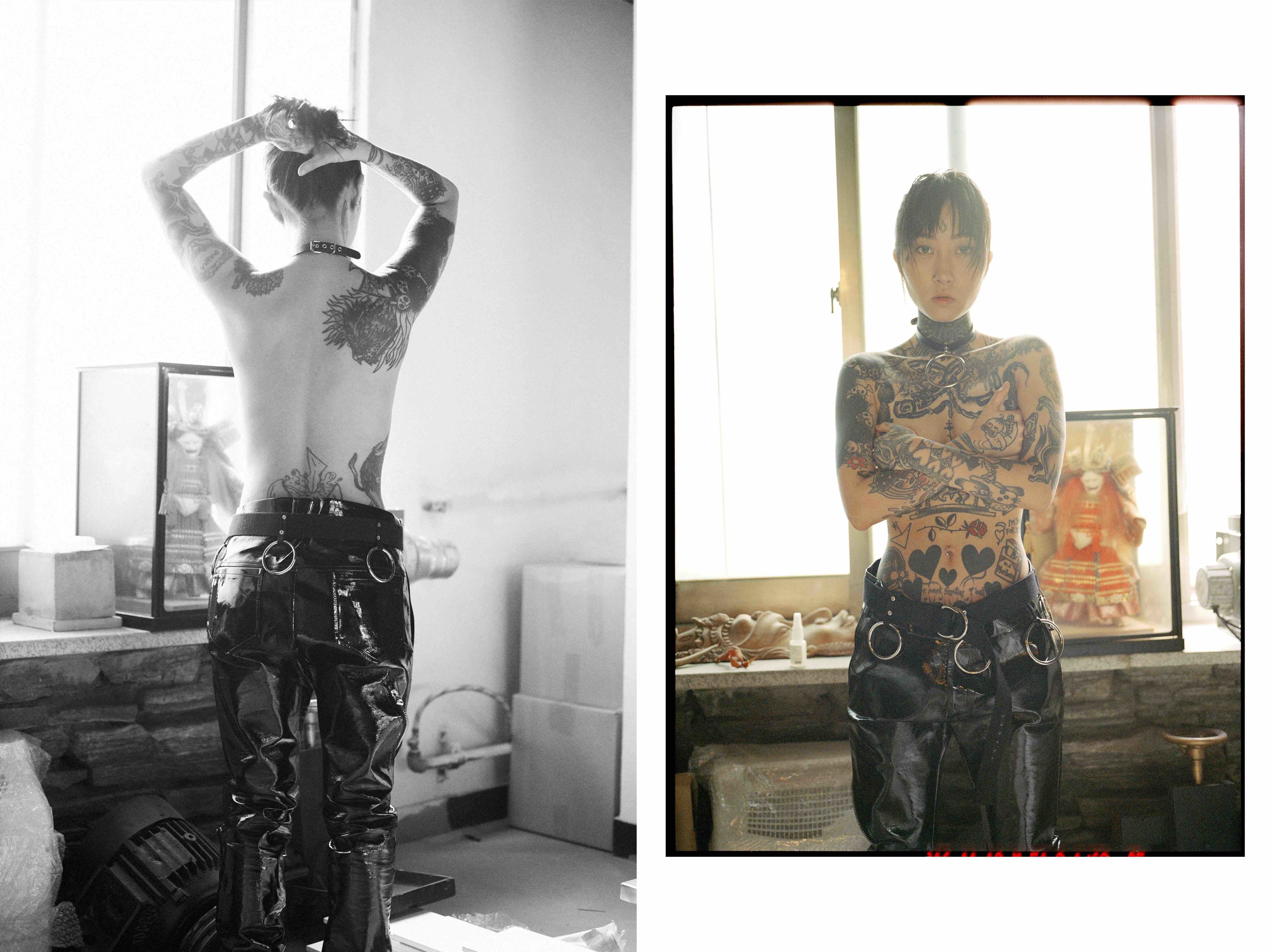 Inside The Underground Subculture Of Female Korean Tattoo Artists I D