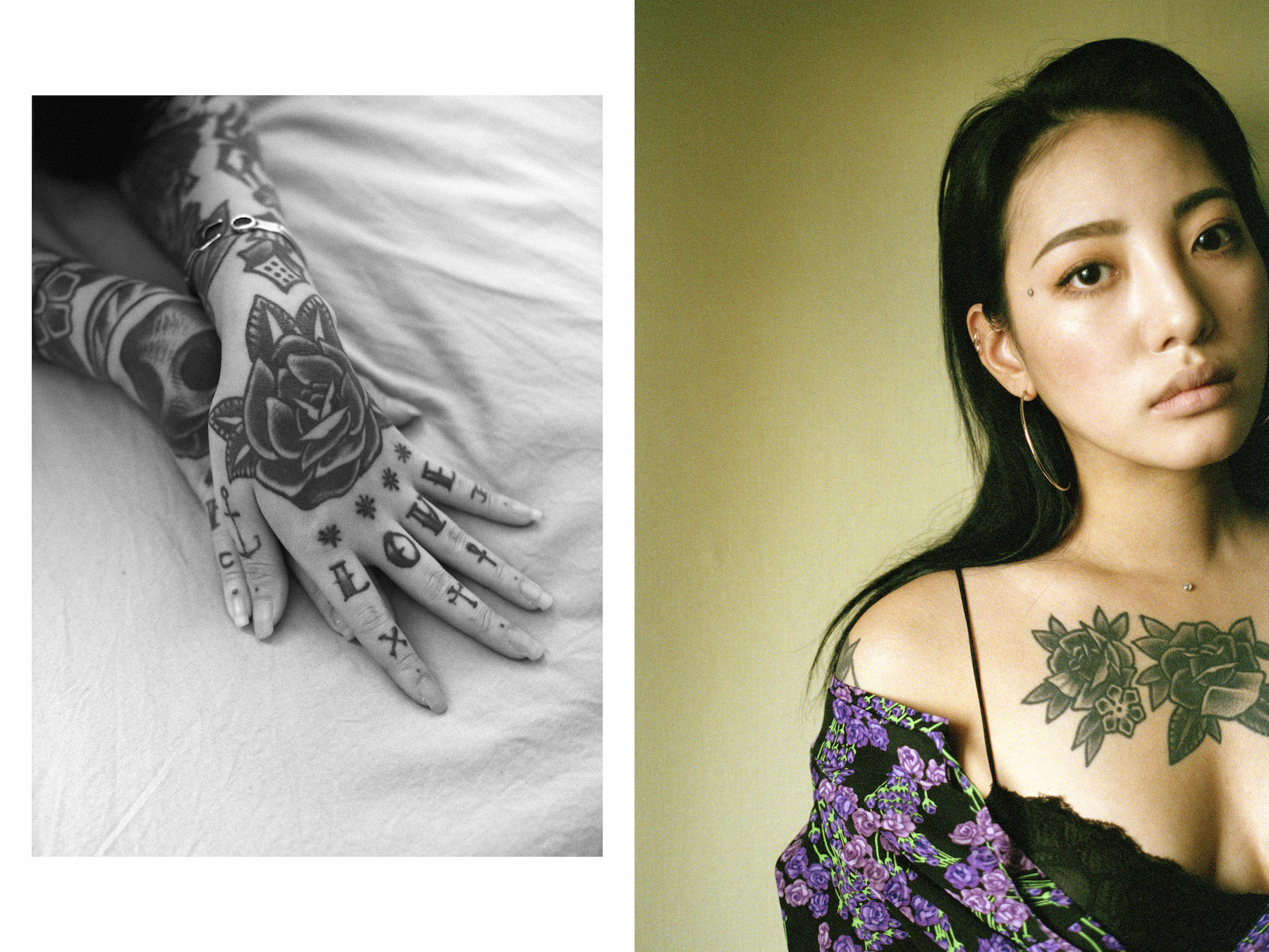 inside the underground subculture of female korean tattoo artists - i-D