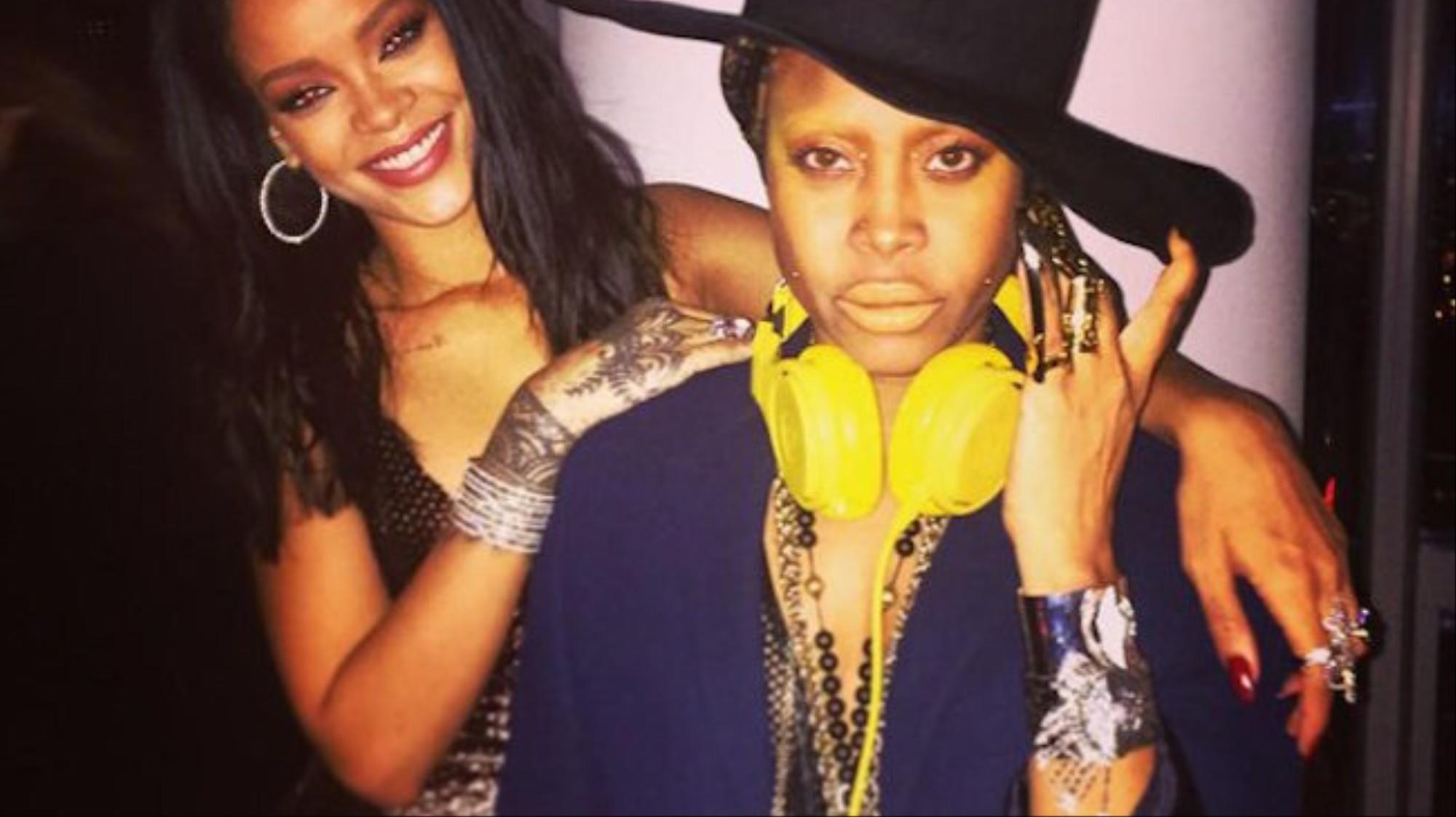 Watch Erykah Badus Daughter Sing A Flawless Rihanna Cover I D