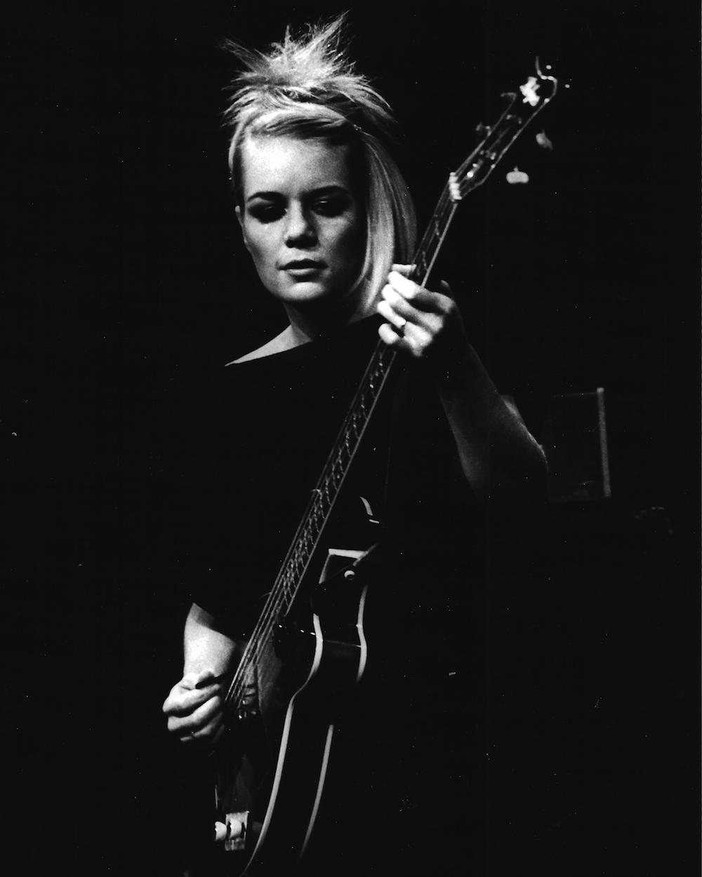 tina weymouth writes a letter to her younger self   read   i-D