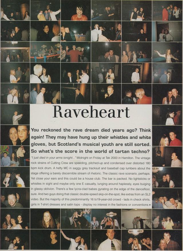 raveheart: inside the 90s world of tartan techno - i-D